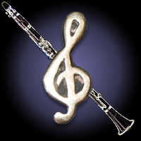 Treble Clarinet for Alex Hutchinson